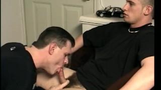 Str boy off marshall sucking amateur hand
