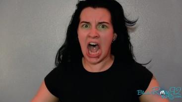 She-Hulking Out: custom fetish video