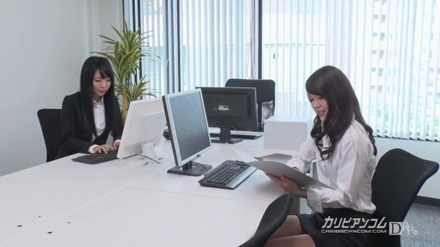 【無】オフィスラバーズ ~覗かれた二人 パート1 18
