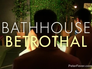 4 man asian orgy in bathhouse betrothal from...
