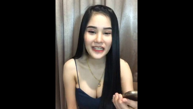 Live Facebook Thai Sexy Dance Cam Gril Teen Lovely 17