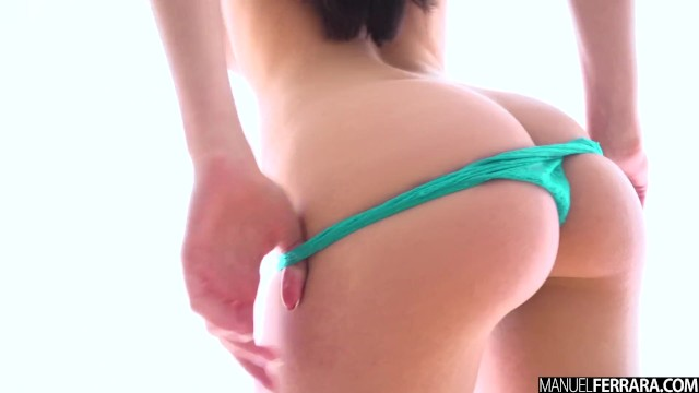 Best nude buns Manuel ferrara - lana rhoades does her best impression of a cinnamon bun