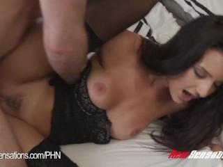 NewSensations.com - Hotwife Eliza Ibarra Fucks His Best Friend Hard