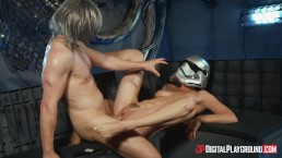Star Wars The Last Temptation A DP XXX Parody Scene 4