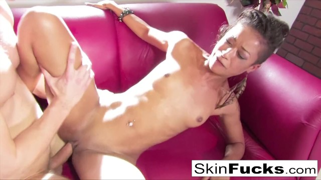 Rough Times With Danny Wylde and Sexy Skin Diamond 13