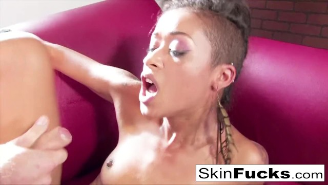 Rough Times With Danny Wylde and Sexy Skin Diamond 43