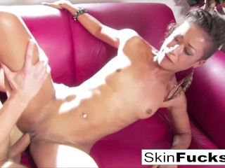 Rough Times With Danny Wylde and Sexy Skin Diamond