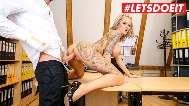 Como aumentar el placer sexual - Letsdoeit - german secretary fucks boss for salary raise
