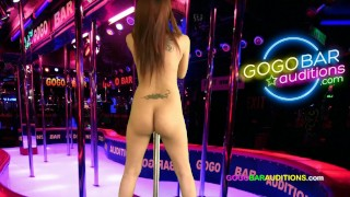 Casting teen Thai girls for dancing job Nubiles.net girl