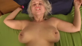 SexPov - Hot Milf | Sexy Piercing nipless