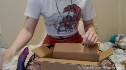 Bad Dragon Unboxing 2: Chance and Zoie