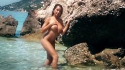 952 - Ania - Bravosexy strip clips from Bravo Models Media - Prague