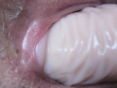 Extreme close up big clit wet pussy penetrations and gaping . Pornhub order