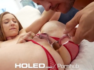 HOLED CUM FILLED tight ass POUNDING