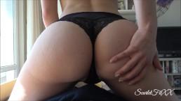Hot Stepsis Puts My Morning Boner To Good Use! - Amateur Babe ScarletFitXX