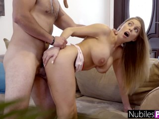Britney Amber Fucks For Her Life When A Robber Breaks In! S13:E3