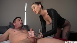 Brutally Sensual Edging with Rocky - She Owns Your Manhood - Rocky Emerson