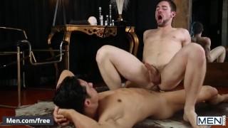 Men.com - Griffin Barrows and Rafael Alencar - Fleet Week Part 1 - Drill My