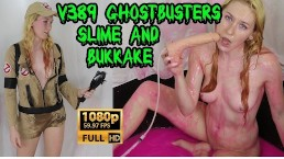 FREE PREVIEW v389 Ghostbusters Slime and Bukkake