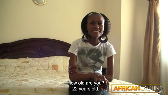 African Amateur Fucked At Interview 12