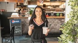Waitress POV - Kiarra Kai - Slutty Side-Gig