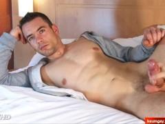 no, i don't want (to do a gay porn, i'm str8 guy)