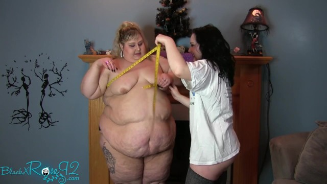 SSBBW And Chubby Body Part Comparison 20