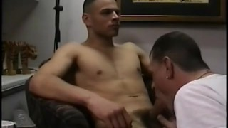 Straight Boy Paco Gets A BJ
