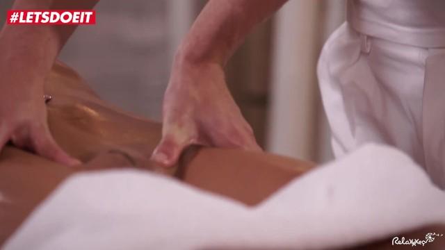 LETSDOEIT - Sensual Massage Makes Girl Horny For Cock 4