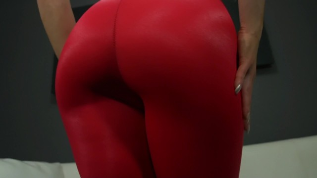 Thick Ass Ebony Red Head