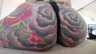 Johnny Sins - Booty Call w/ Instagram Tattoo Model!