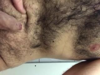 Belly button cum
