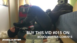 The Biker with Jordan 6s – Ep 1/4 - Buy this vid on BCoolMaster/015