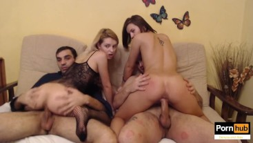 Jennyfer and Tony - Ride and suck Dick