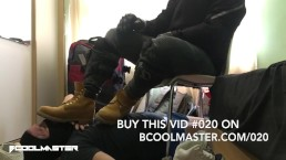The Biker with Timbs - Ep 2/4 - Buy this vid on BCoolMaster.com/020