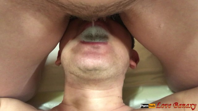 Cant pee after prostate seed implant - Pissing in mans mouth, lick hairy pussy after pee