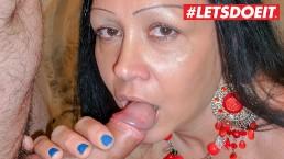 LETSDOEIT - Quick Evening Sex With Italian Couple