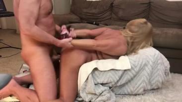MILF BDSM FACEFUCK FUCK & FACIAL