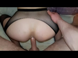 Gape anal sex student...