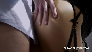 Nice quick sex with Clea Gaultier