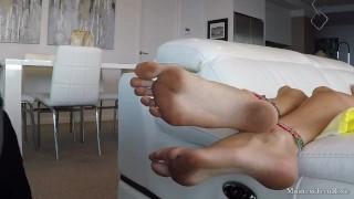 Dirty Foot Slave Humiliation