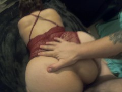 Big Booty Latina loves toys, creampies, and cumshots all over her asshole!