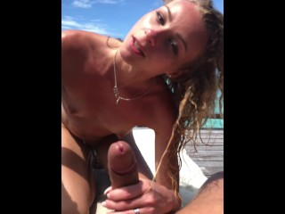 PART 2-SEX VACATIONS – HONEYMOON IN PARADISE !!
