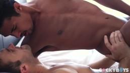 Gabriel Clark's Big Cocky Tames Kris Karr