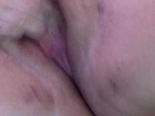 Transman Close-up Jerk Off