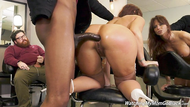 Busty Milf Syren Demer Enjoys Anal Gangbang And Dp With -9152