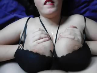 titjob with bra