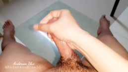 Jerking off my Asian Dick - Teaser Video for fans (Send me a tip for more)