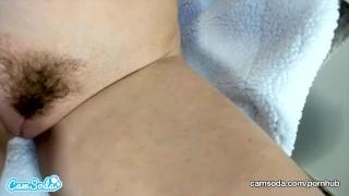 CamSoda - Nikki Benz Home Cam Masturbation MILF Porn