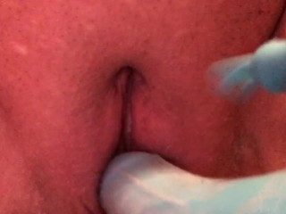 FOUND MY ROOMMATES TOY, USED IT TO CUM AND SQUIRT (3:01)